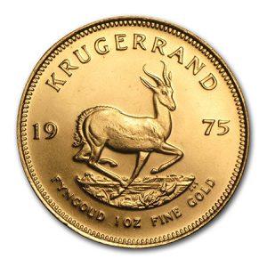 krugerrand gold coin