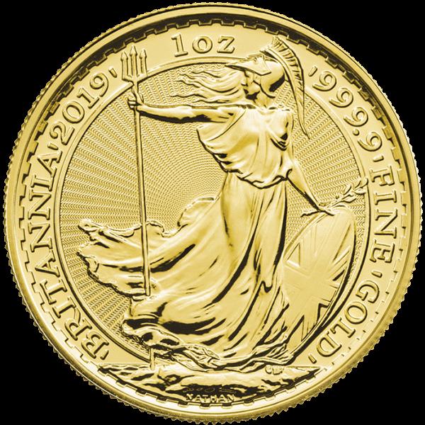 Gold Britannia 1oz