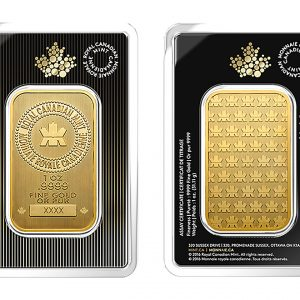 Canadian Mint collections.